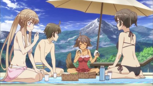 Ai-Uehara-Nezuko-Demon-Slayer-500x351 Kick Off the Summer with Honey's Top 5 Beach Scenes in Anime!