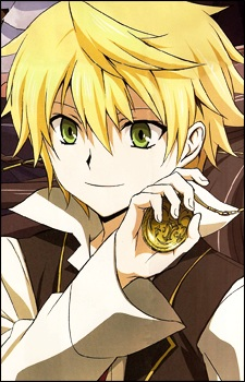 Oz Vessalius Pandora Hearts