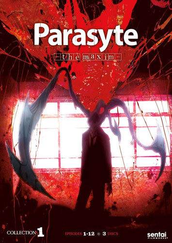 Parasyte-dvd Exploring Different Types of Horror Anime