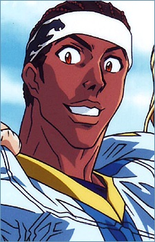 Patrick Panther Spencer Eyeshield 21