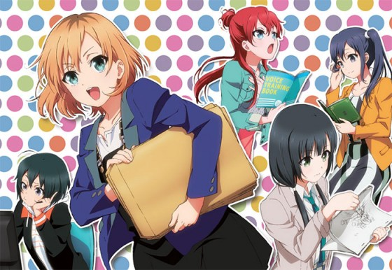 SHIROBAKO wallpaper
