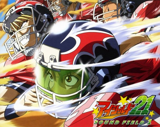 Sena Kobayakawa Eyeshield 21 wallpaper
