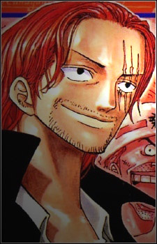 Shanks Red-Haired Akagami One Piece