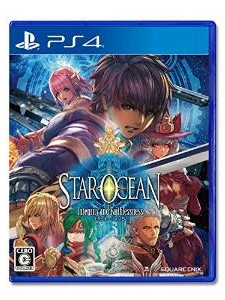 Star-Ocean-5-PS4 Top 10 Games Ranking [Weekly Chart 04/07/2016]