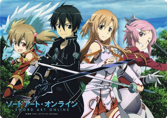 Sword-Art-Online-wallpaper-1-700x493 Top 10 Anime RPG [Best Recommendations]