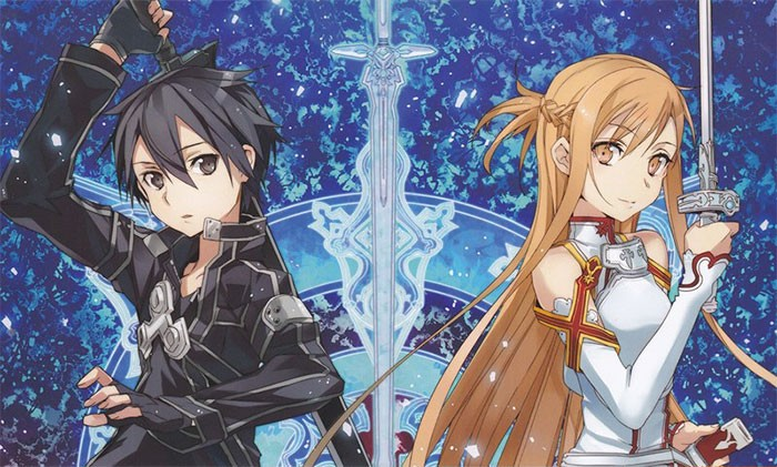 Sword-Art-Online-wallpaper-2-700x421 5 Reasons why Kirito and Asuna are The Coolest Sword-Bearing Couple