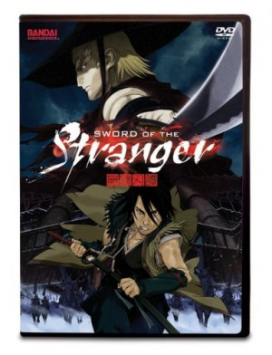 Sword of the Stranger dvd