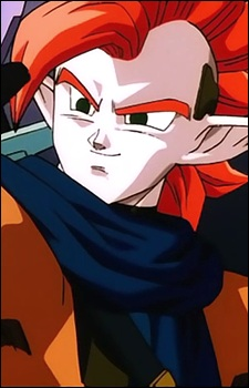 Tapion Dragon Ball Z Movie 13 Ryuuken Bakuhatsu!! Goku ga Yaraneba Dare ga Yaru