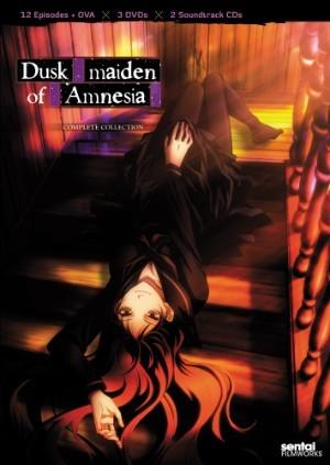 Tasogare Otome x Amnesia DVD
