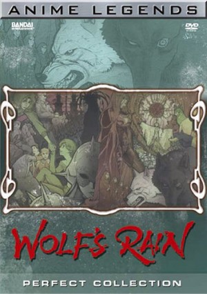 Wolf's Rain dvd