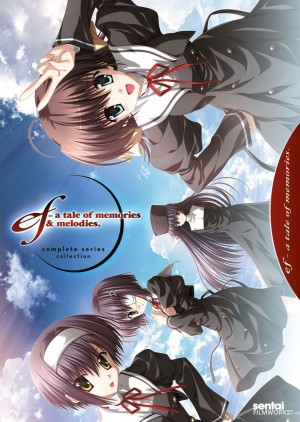 ef A Tale of Memories dvd