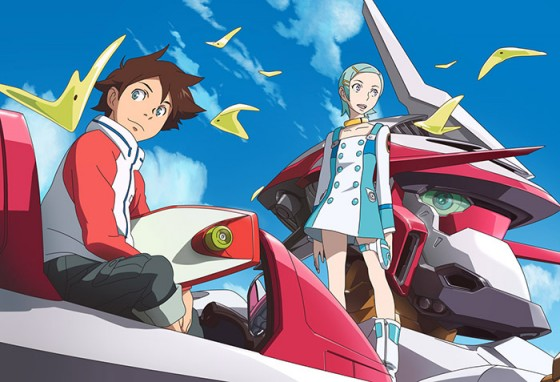 eureka seven wallpaper 2