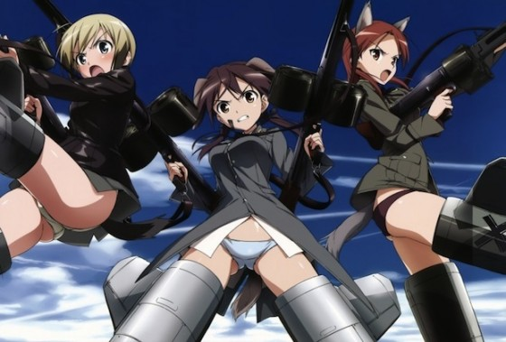 punchline-560x314 Top 5 Panty Shot Anime [Japan Poll]