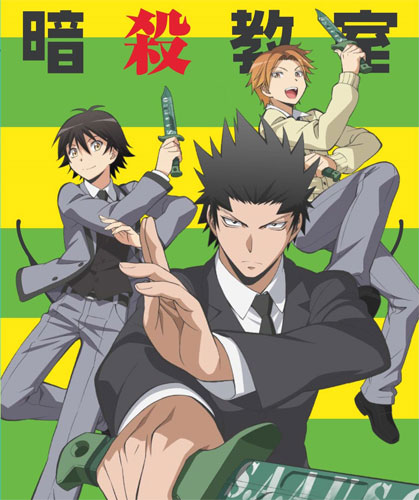 Assassination-Classroom-Wallpaper-700x486 Top 10 Badass Assassination Classroom Characters