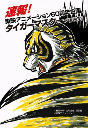 Tiger Mask W - Fall 2016, Winter 2017, & Spring 2017