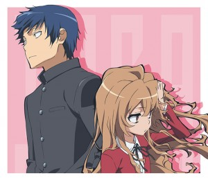 Toradora-Wallpaper-583x500 Top 10 Lovable Toradora! Characters