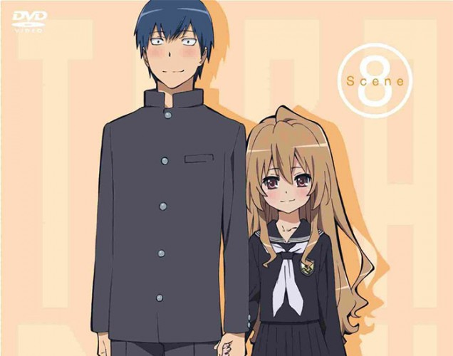 toradora-wallpaper-636x500 5 Reasons Why Taiga and Ryuuji Are the Cutest Couple