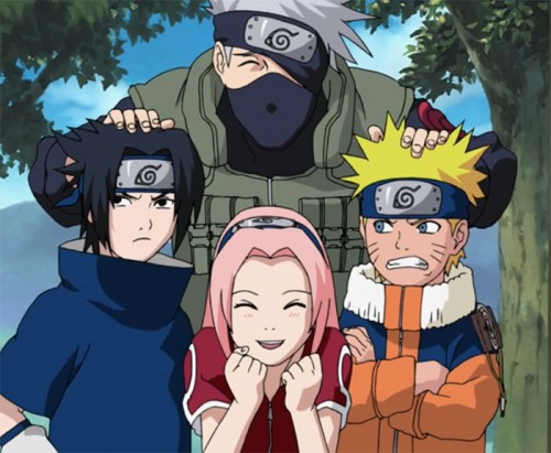 5. Friends and Family naruto Capture