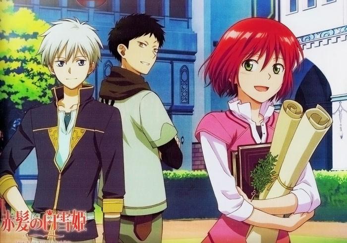 Akagami-no-Shirayuki-hime-wallpaper-700x491 Los 10 mejores chicos rechazados de anime Shoujo