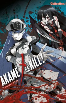 Akame Ga Kill dvd