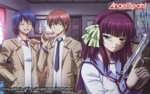 angel beats season 2 2017 - photo #12