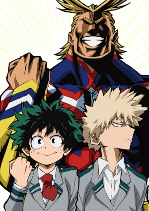 6  Anime Like Boku no Hero Academia (My Hero Academia) [Recommendations]