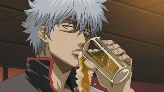Capture-Gintama-Beer-560x315 Gintama Live Action Not Actually A Lie