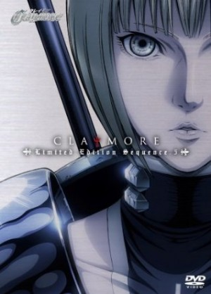 Claymore dvd