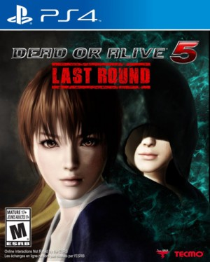 Dead or Alive 5 game dvd