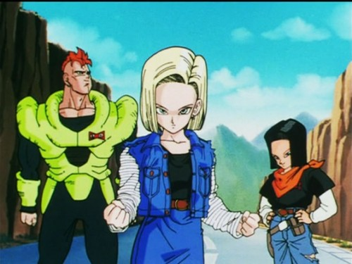 Dragon Ball Capture 135