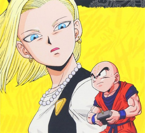 Dragon-Ball-Z-Wallpaper-500x459 [Throwback Thursday] 5 Reasons Why Android 18 and Krillin Won Our Hearts