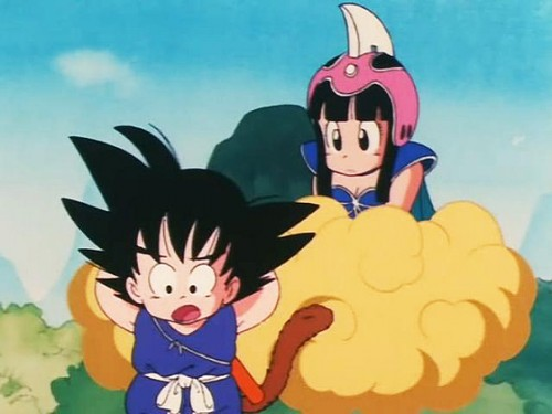 DragonBall-Z-Wallpaper-500x500 [Throwback Thursday] 5 Reasons Why Goku and Chichi are the Most Powerful Couple in Dragon Ball
