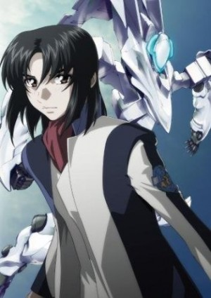 Fafner in the Azure dvd Soukyuu no Fafner