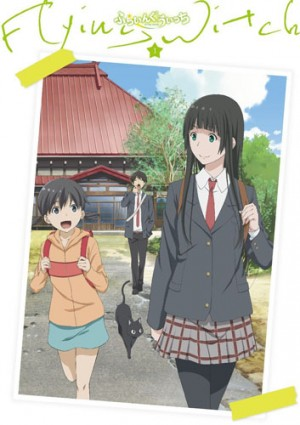 Flying Witch dvd