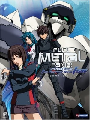 Full Metal Panic dvd