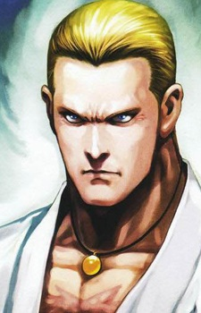Geese Howard Fatal Fury The Motion Picture