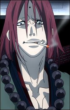 Genkaku Azuma Deadman Wonderland