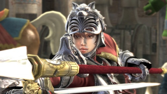 Hilde Soulcalibur wallpaper