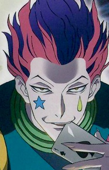 Hisoka Hunter x Hunter