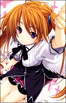 Irina Shidou High School DxD New