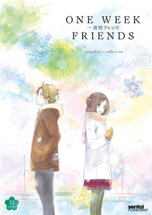 Isshuukan Friends dvd