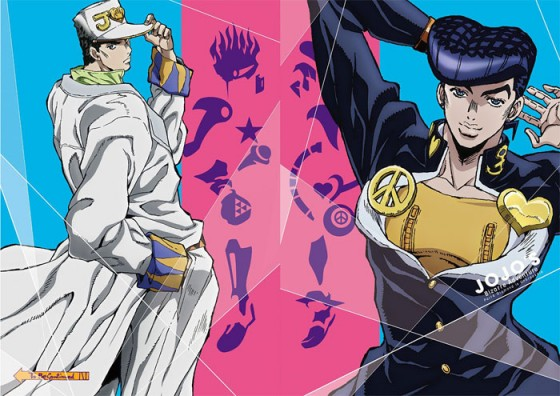 JoJo-no-Kimyou-na-Bouken-Diamond-Wa-Kudakenai-Wallpaper-560x396 JoJo's Bizarre Adventure Movie to Cover Part 4, More Cast Revealed