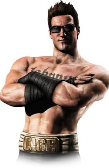 Johnny Cage Mortal Kombat