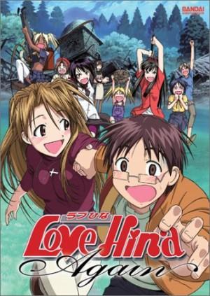 Love Hina dvd
