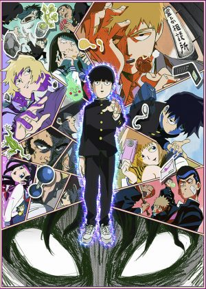 Mob Psycho 100 Key Visual 3