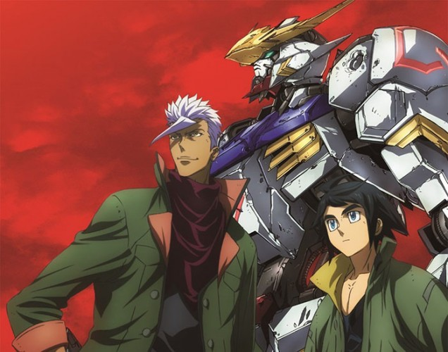 Mobile Suit Gundam- Iron-Blooded Orphans wallpaper