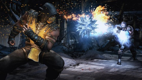 Mortal Kombat X game Capture