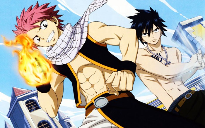 Natsu-Gray-FAIRY-TAIL-Wallpaper-700x438 5 Reasons Why Natsu and Gray Have the Most Intense Bromance