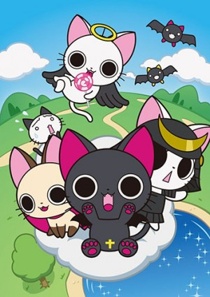 Nyanpire the Animation dvd