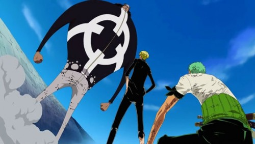ONE PIECE Capture Image 3 (Ep 521)
